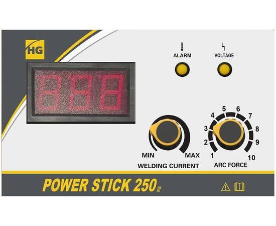 HUGONG POWER STICK 250 III Сварочный инвертор