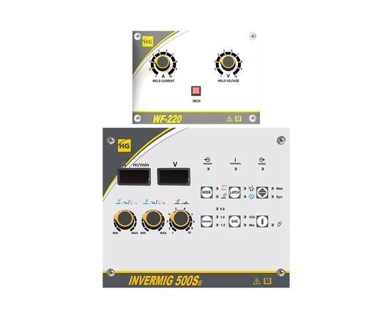 HUGONG INVERMIG 500S III  Полуавтомат сварочный